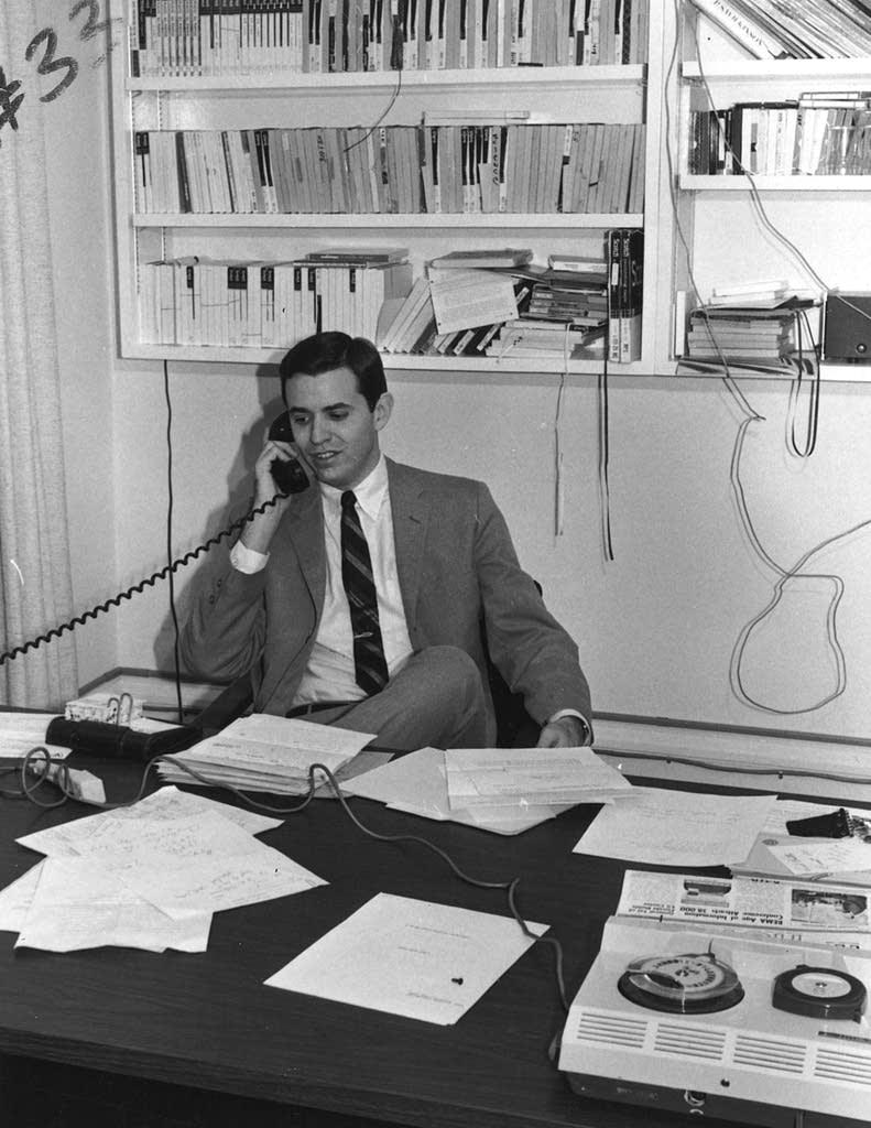 Bill Kling in 1976