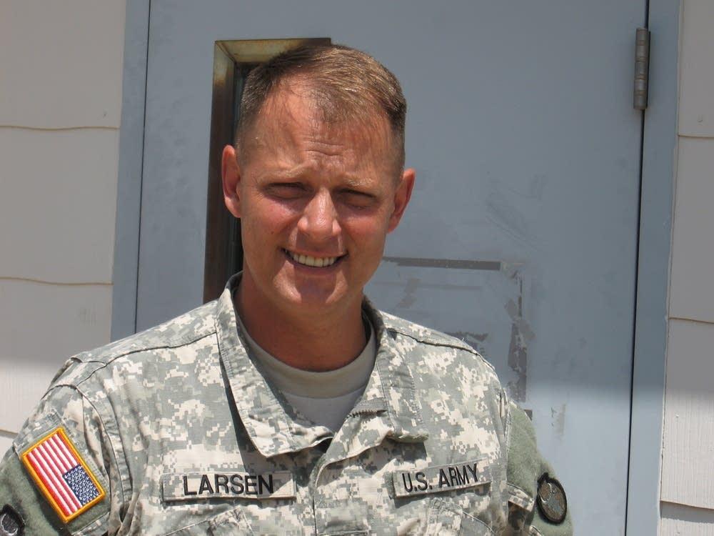 Lt. Col. Robert Larsen