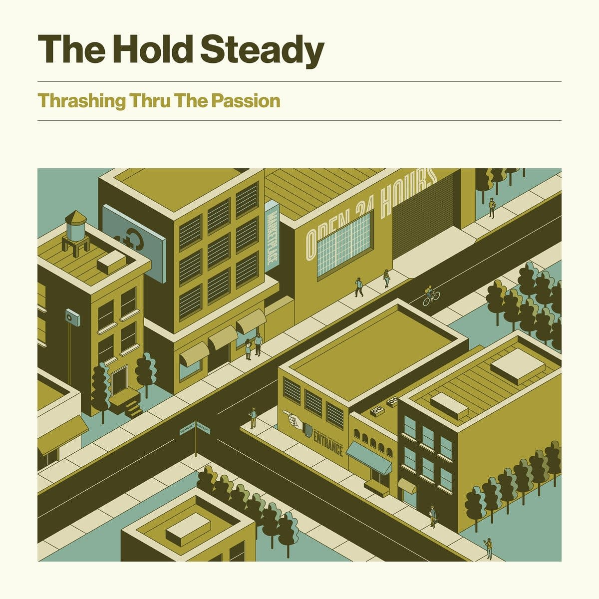 The Hold Steady, 'Thrashing Thru The Passion'