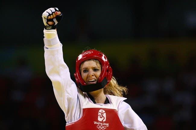 Olympics Day 12 - Taekwondo