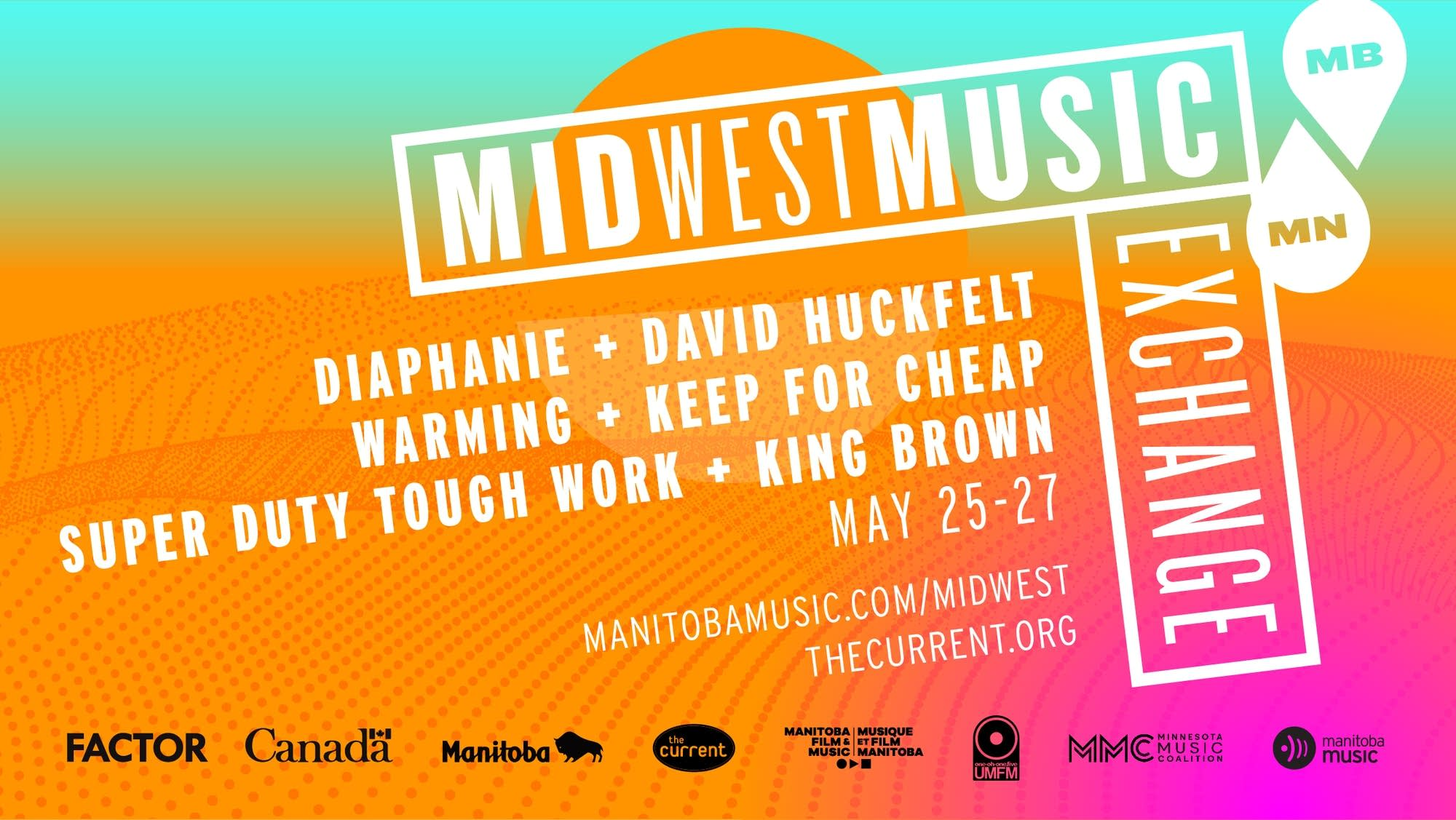 Midwest Music Exchange 2021