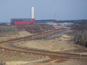 Essar Steel site
