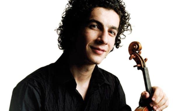 Sergey Khachatryan, violin