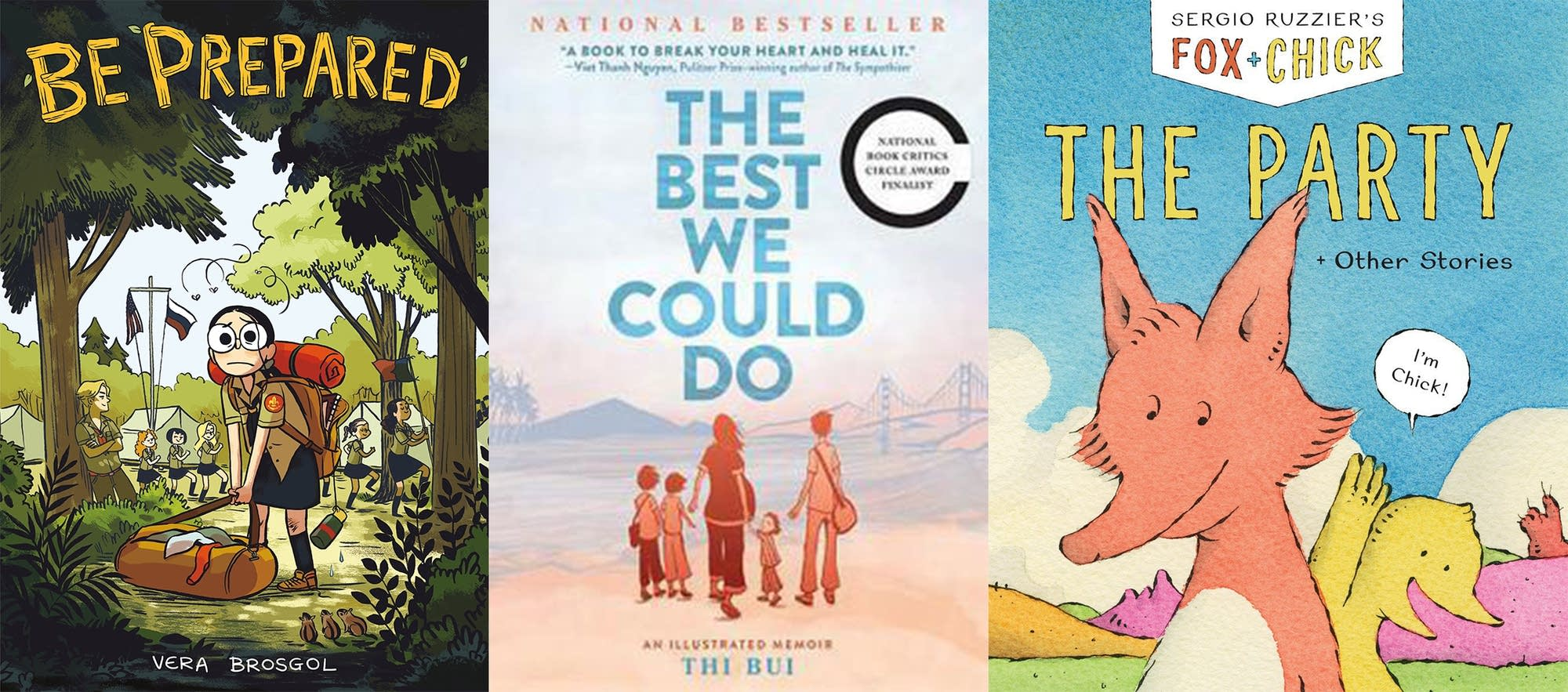 Wild Rumpus' picks for Indie Bookstore Day