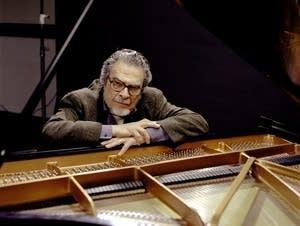 Pianist Leon Fleisher