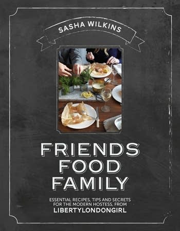 Friends, Food, Family