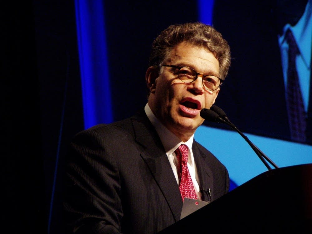Franken gets party nod