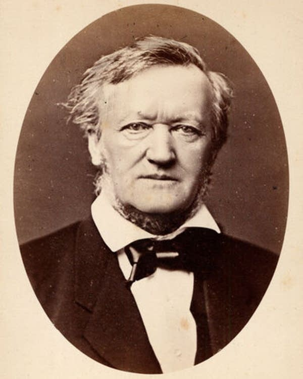 Portrait photo of Wagner