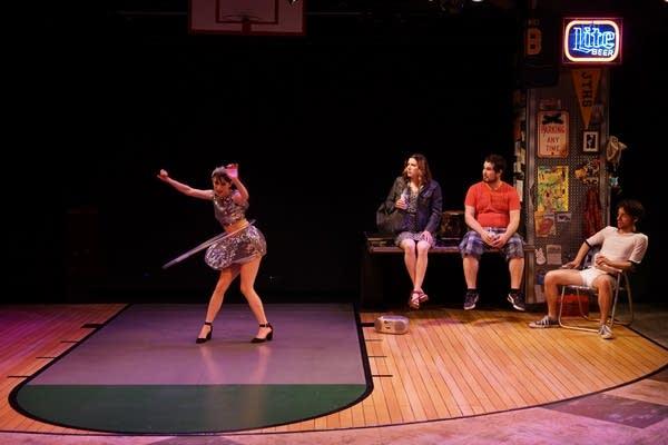 "The cast of ""Jefferson Township Sparkling Junior Talent Pageant."