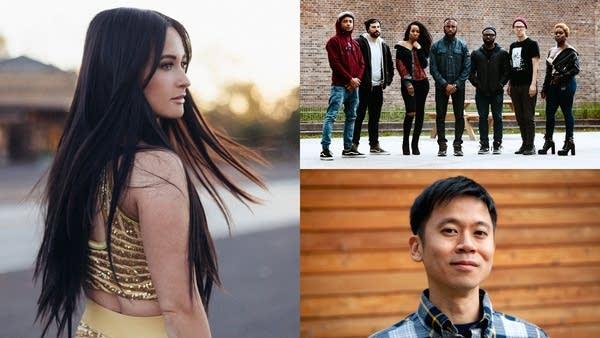 Kacey Musgraves, Cory Henry & the Funk Apostles, Sheng Wang