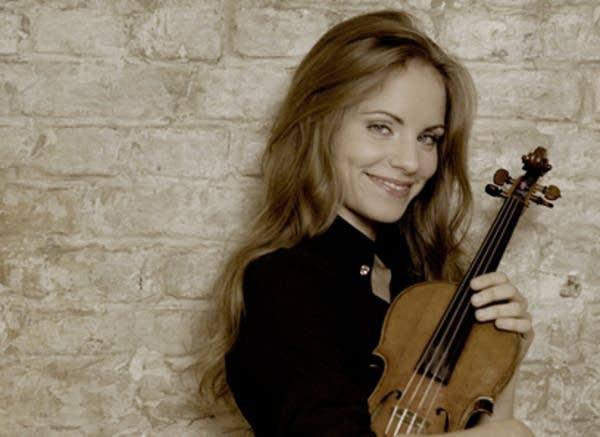Julia Fischer, violin