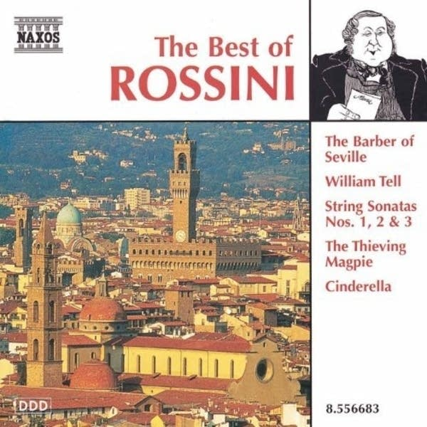 Gioachino Rossini - Le Cenerentola: Overture