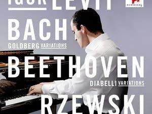Igor Levit, Bach, Beethoven, Rzewski