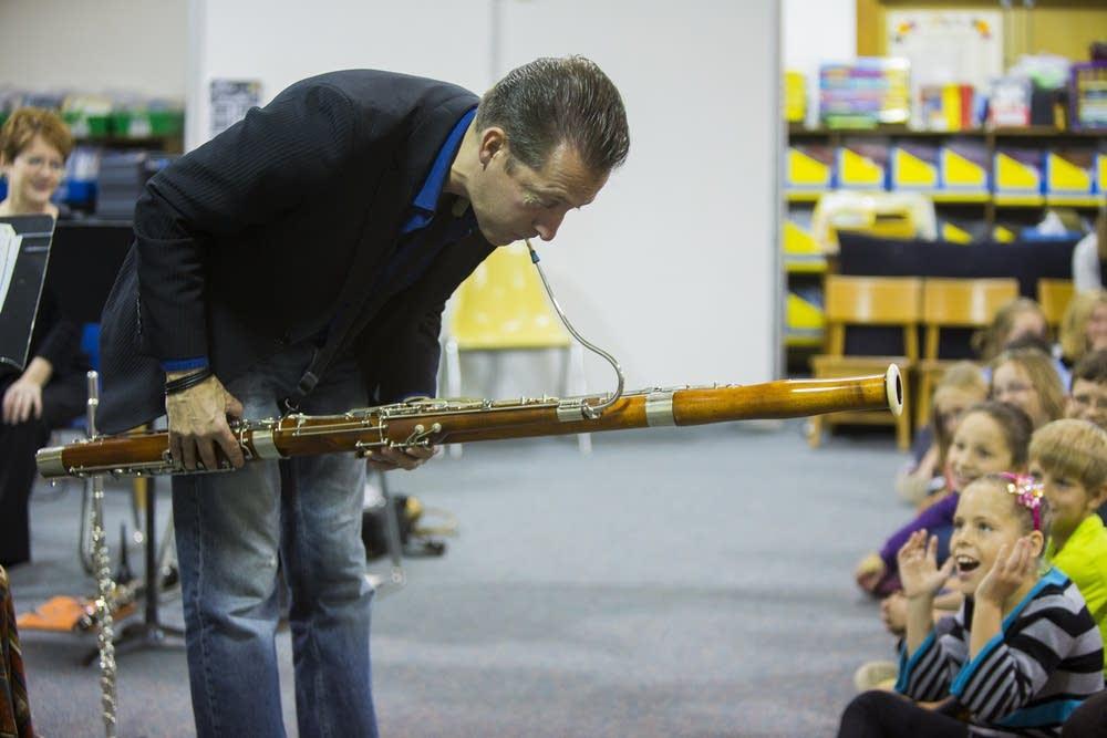 russ bassoon
