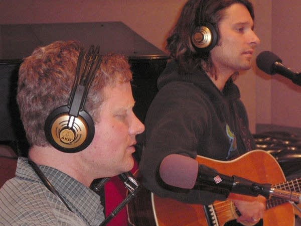 Chris Cunningham and John Hermanson of Storyhill