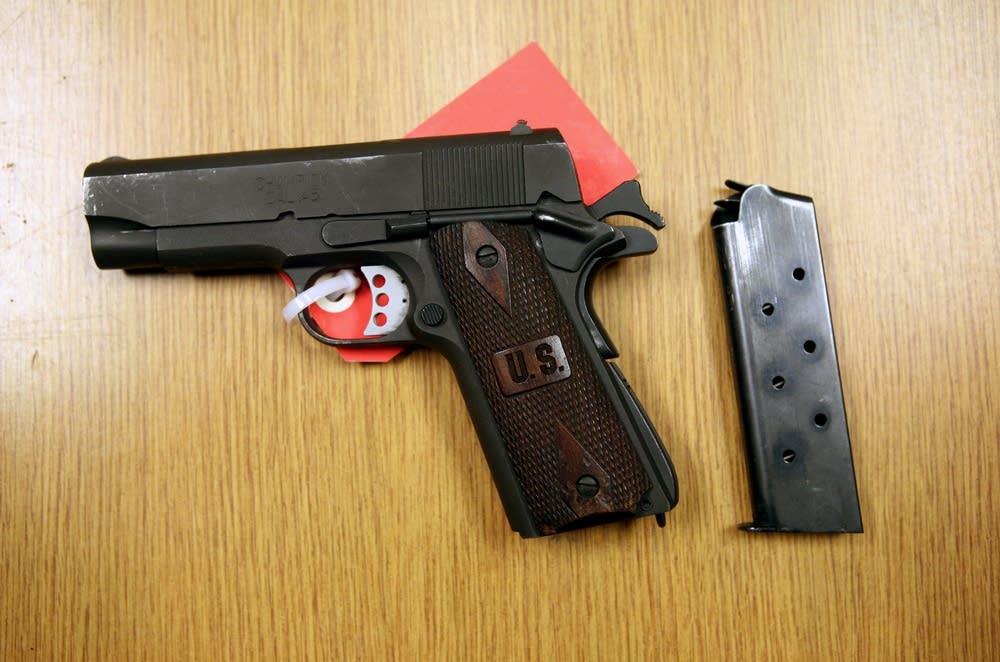 Springfield Armory .45 ACP pistol
