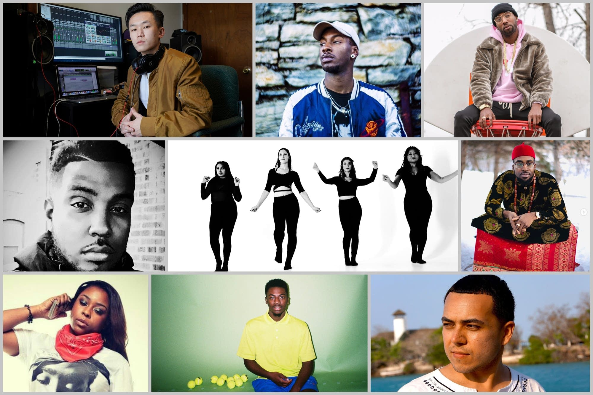 Twin Cities hip hop and R&B artists on the come up