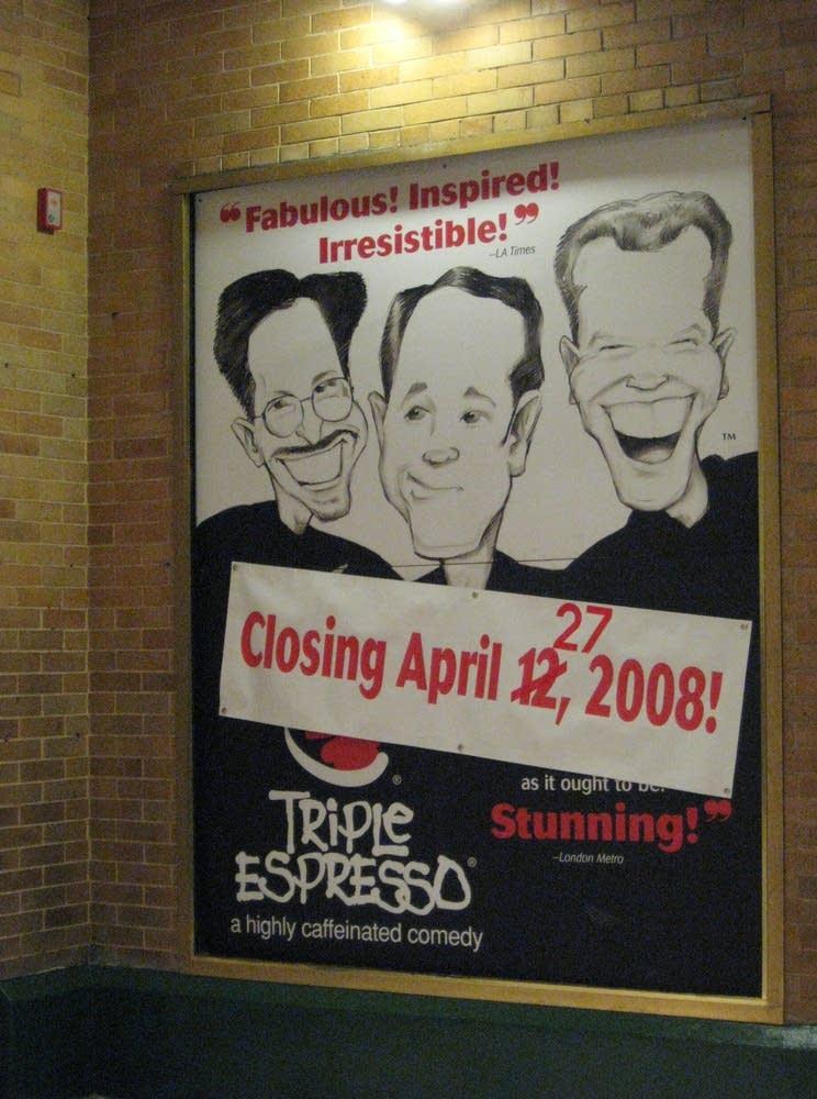 Triple Espresso poster