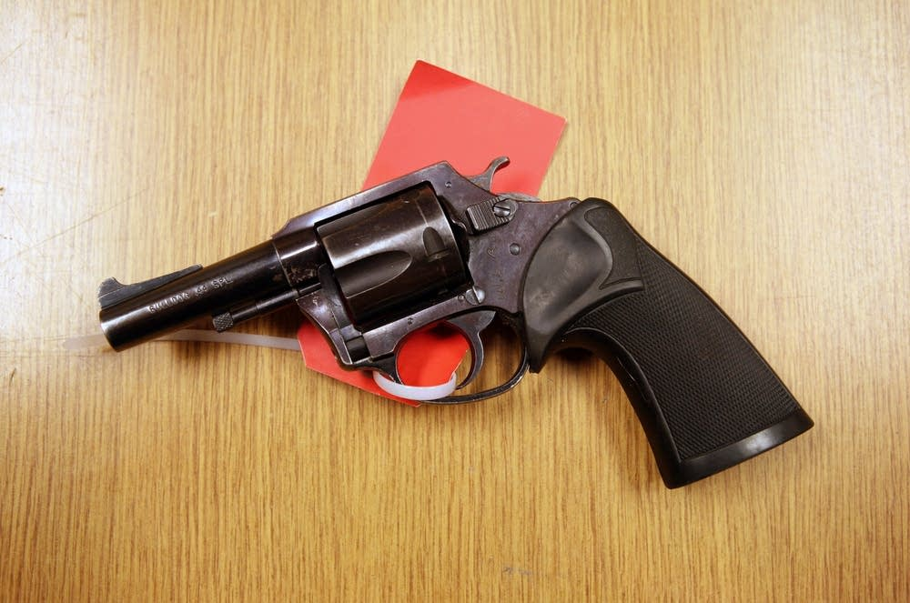 Charter Arms Bulldog .44-caliber special
