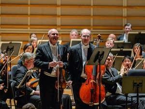 Violinist William Preucil 2