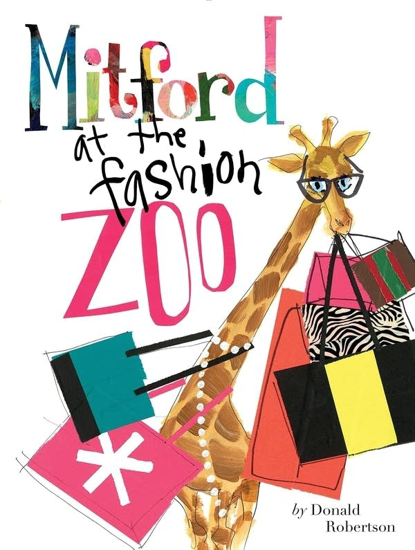 Julie's Library: Mitford at the Fashion Zoo
