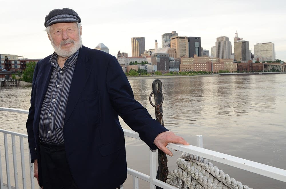 Theodore Bikel in St. Paul