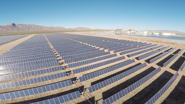 El paso electric solar