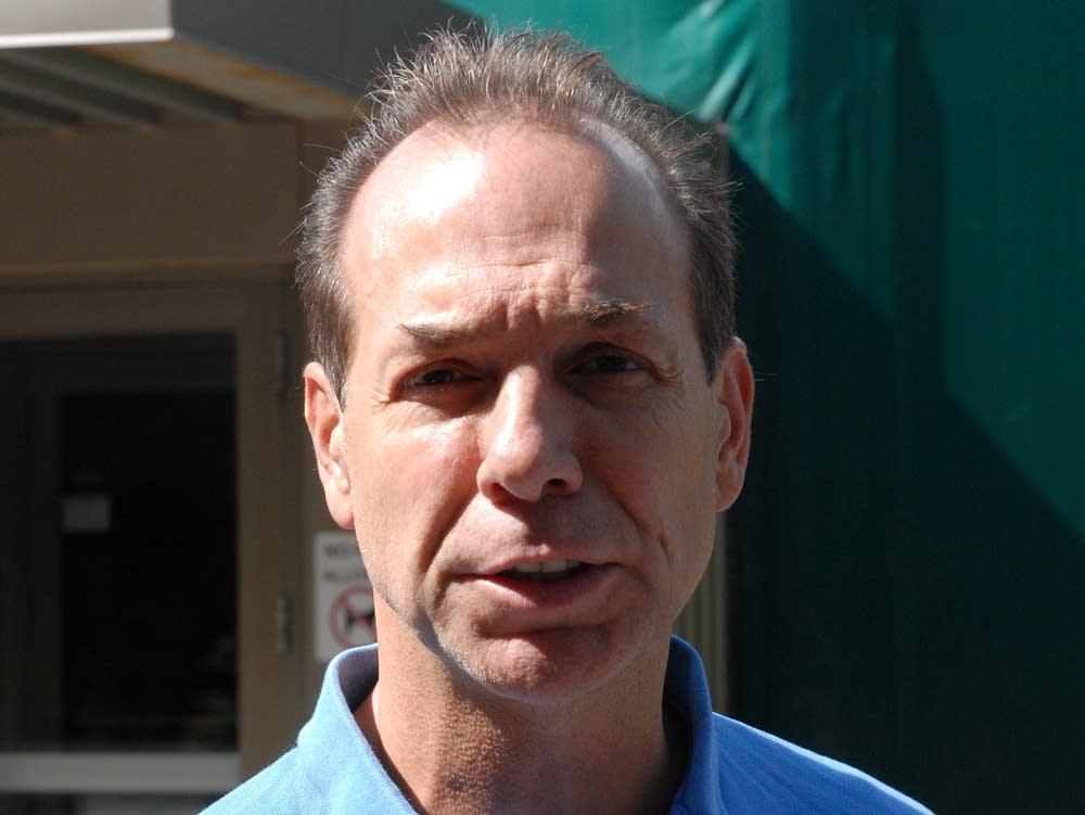 Circus Juventas founder Dan Butler