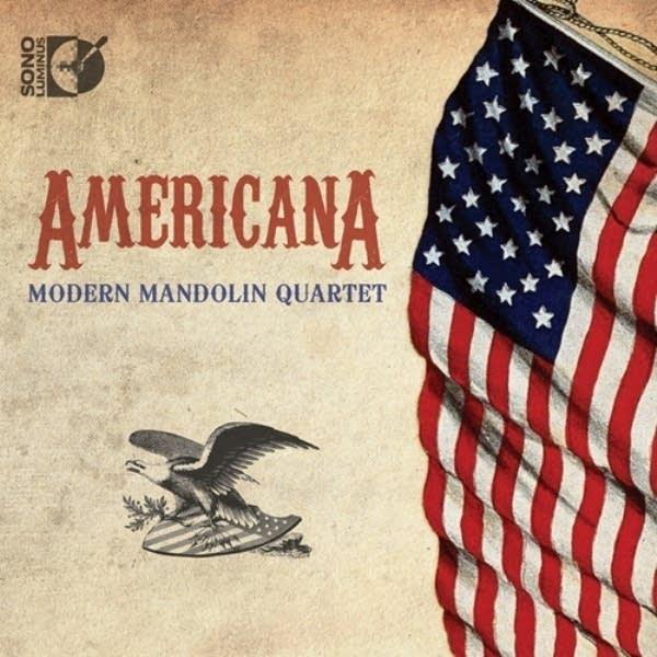 Modern Mandolin Quartet - Americana