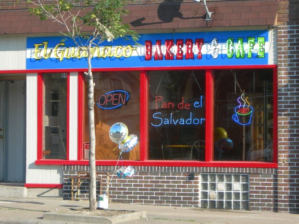 Salvadorian bakery