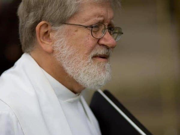 Craig Breimhorst, a Lutheran pastor from Faribault.