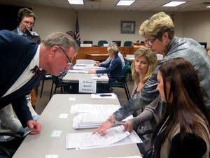 Minnesota Senate District 14 recount