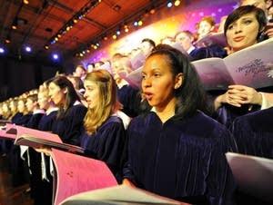 2012 St. Olaf Christmas: St. Olaf Choir