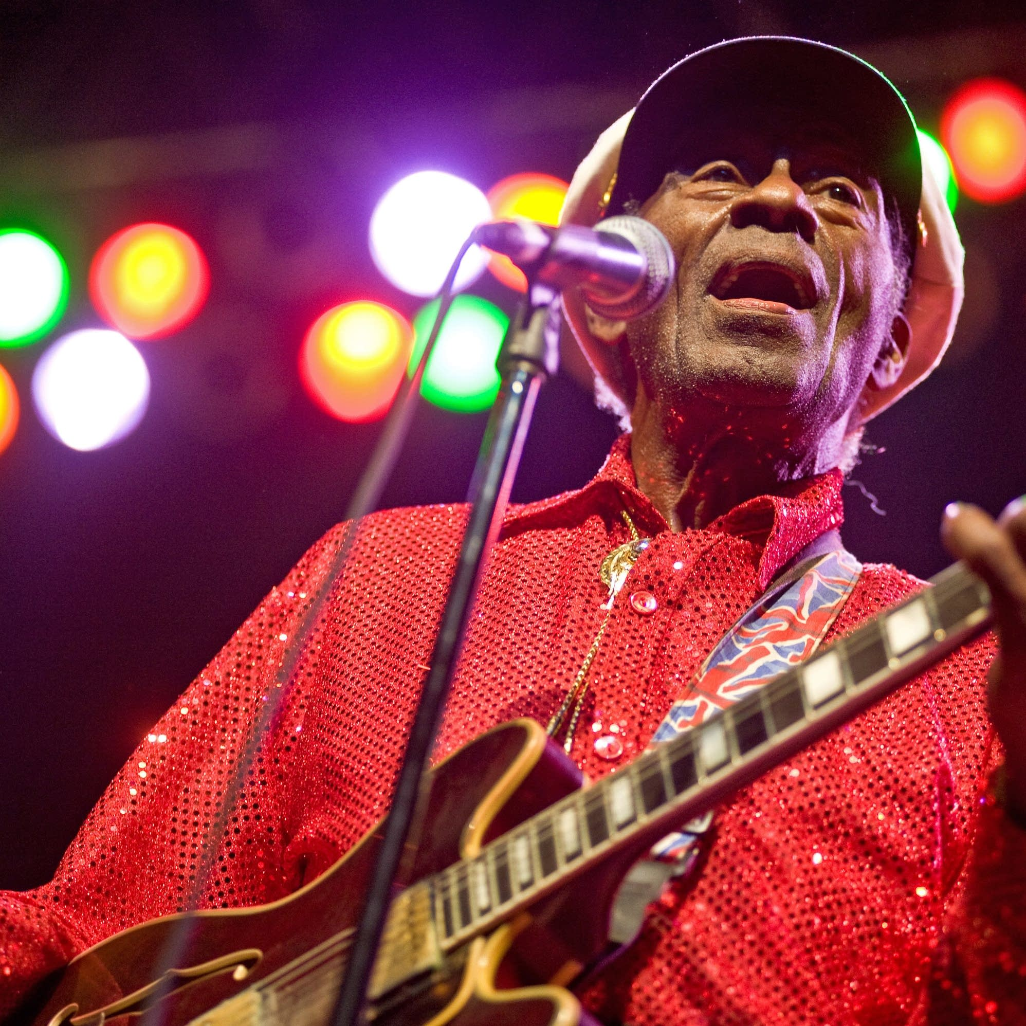 chuck berry getty