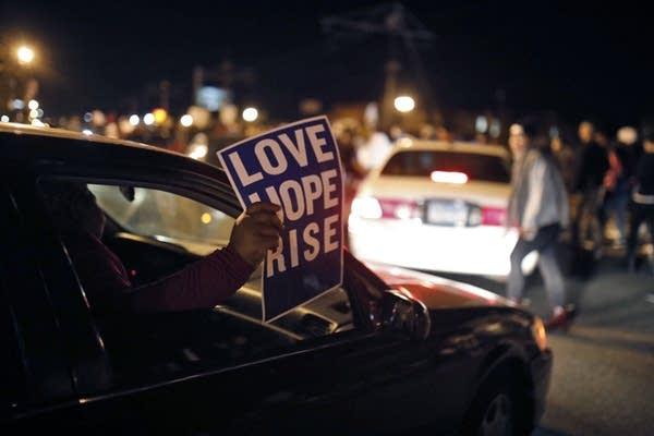 Love, hope, rise