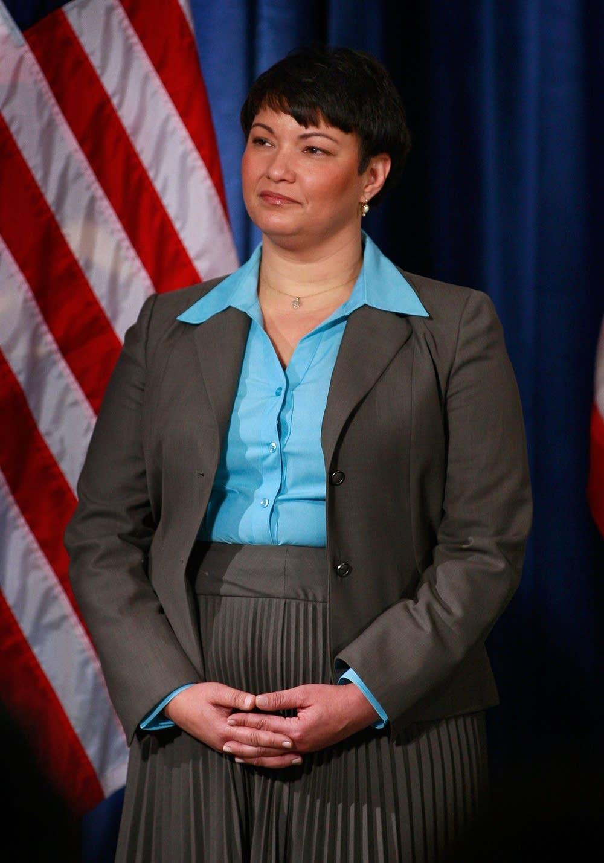 EPA head Lisa Jackson