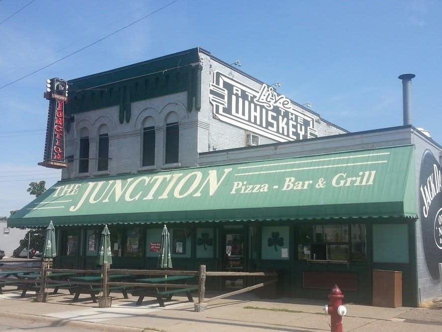 Whiskey Junction in Minneapolis, as seen in 2013.