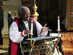 The Most Rev. Bishop Michael Curry
