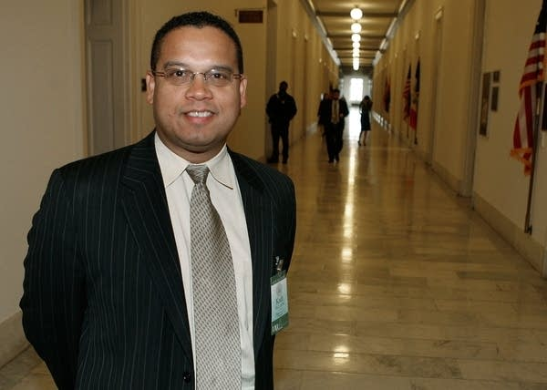 U.S. Rep. Keith Ellison, DFL-Minn.