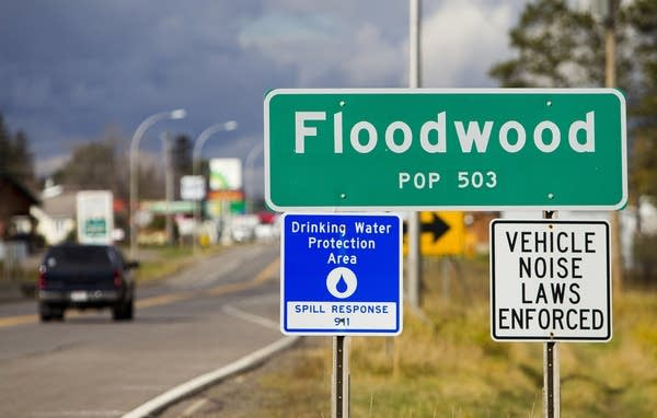 Floodwood, Minn.