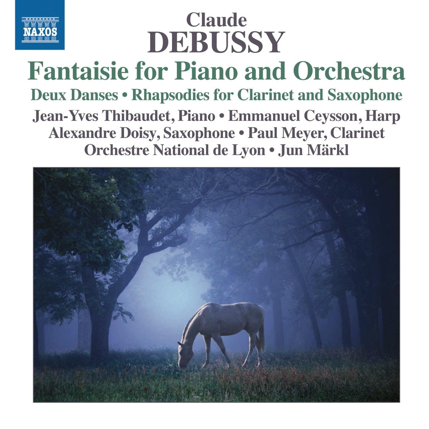 Claude Debussy - Premiere rapsodie