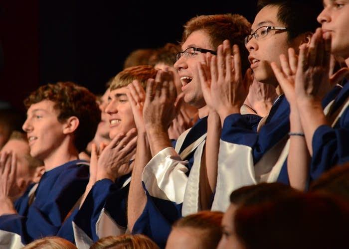 St. Olaf College Festival Viking Chorus