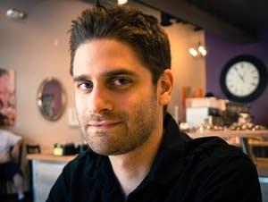 Composer Ben Prunty