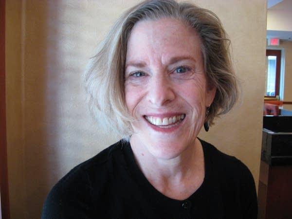 Researcher Nancy Deyo