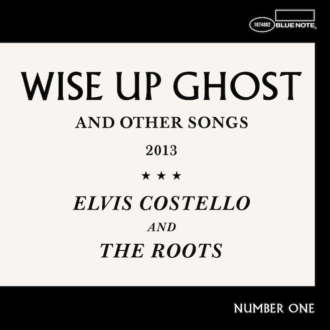 'Wise Up Ghost' cover