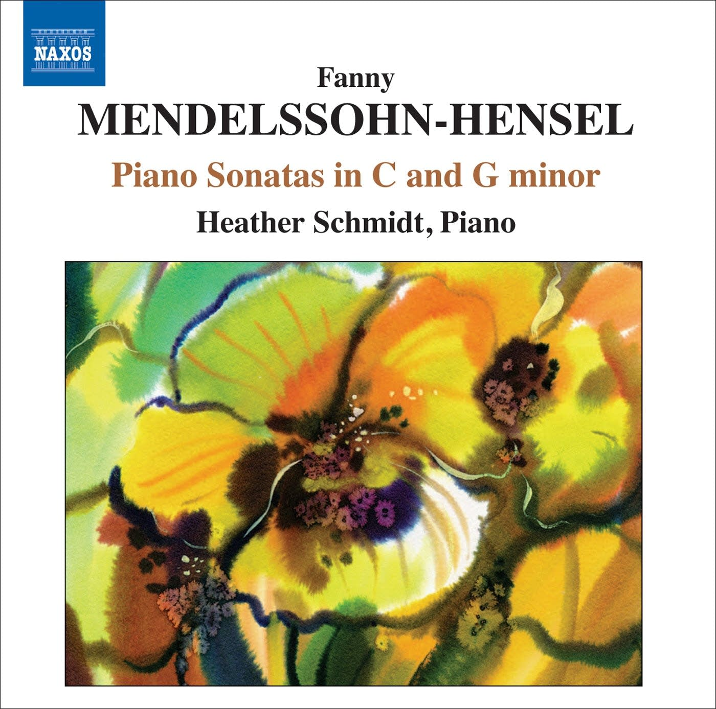 Fanny Mendelssohn - Lied in E-flat Major