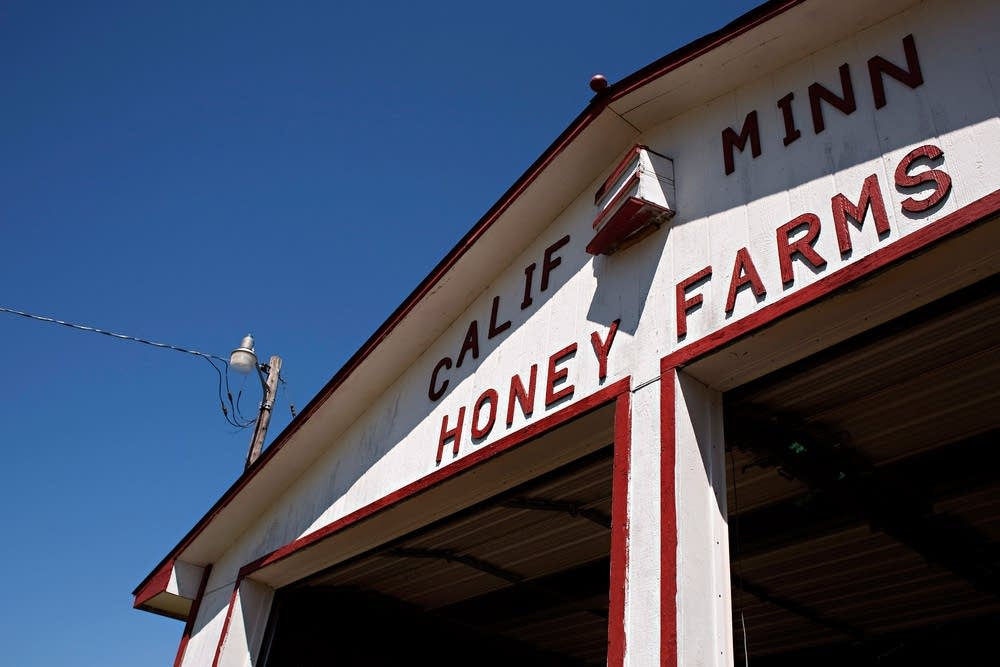 Honey production declines