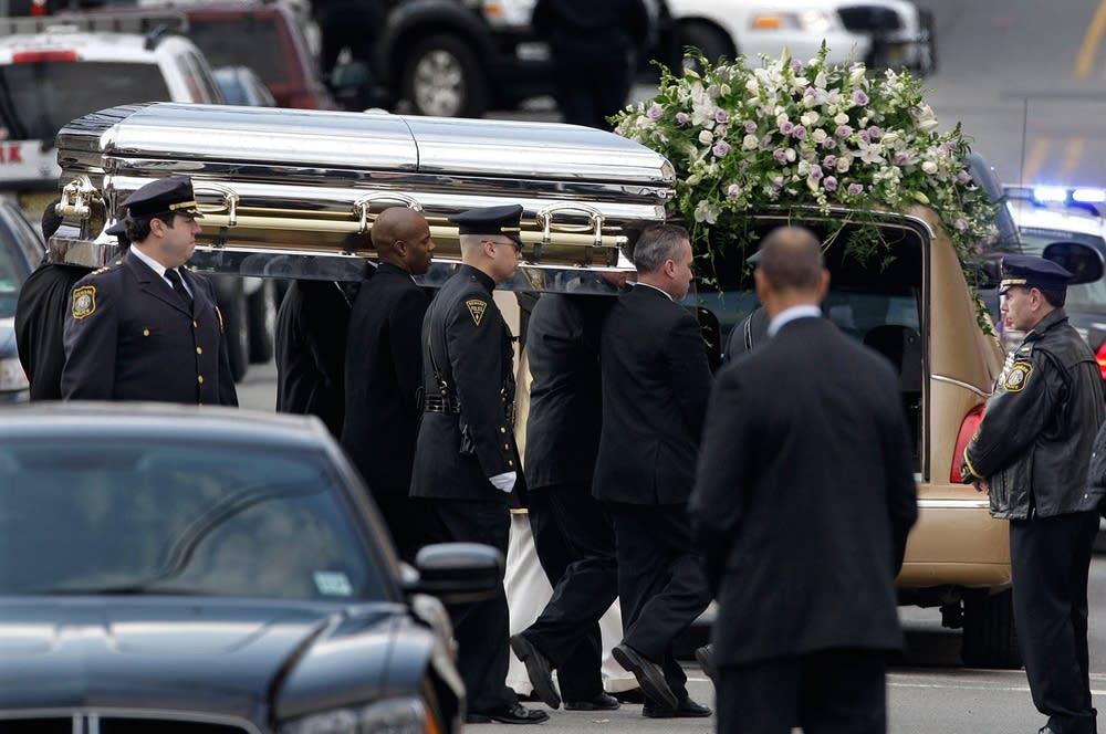 Houston funeral
