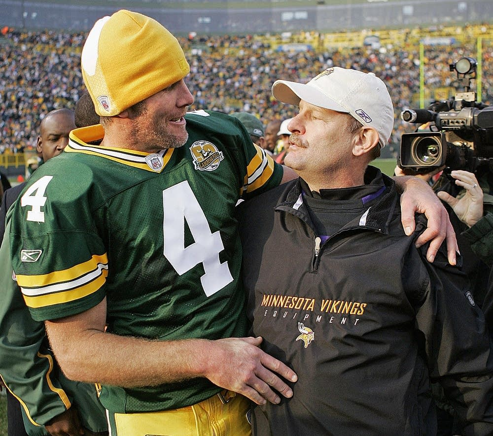 Favre and Childress