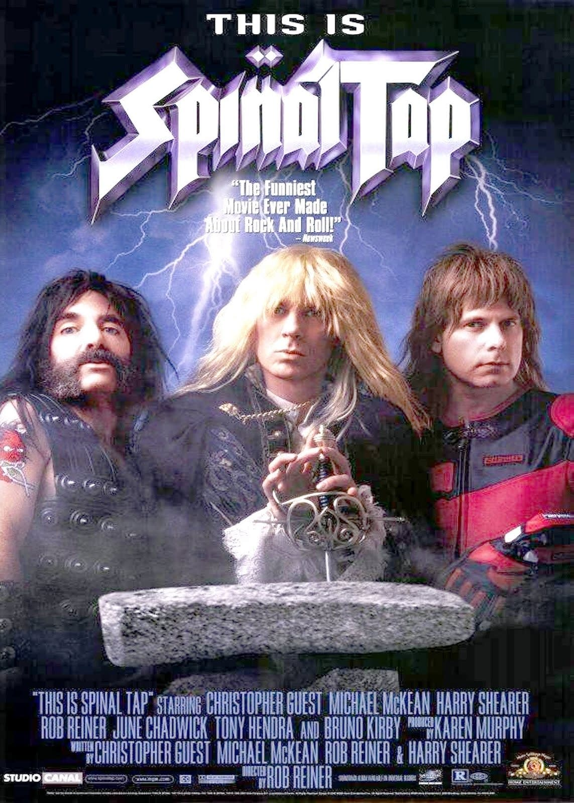 Films at the Fitz: 'This Is Spinal Tap' with Little Man ...